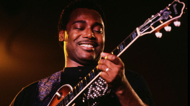Inspirations for the Martin Smith Band number 5 - the magical George Benson