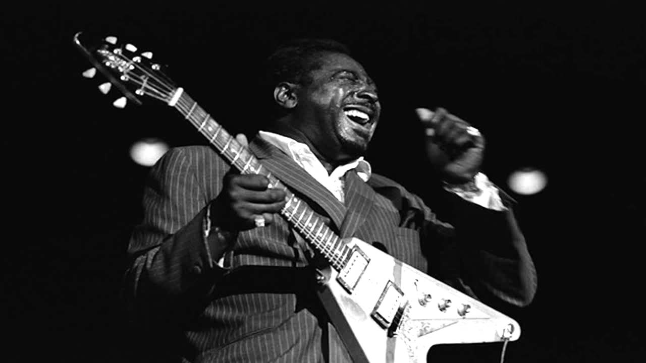 Inspirations for the Martin Smith Band number 8 : Albert King