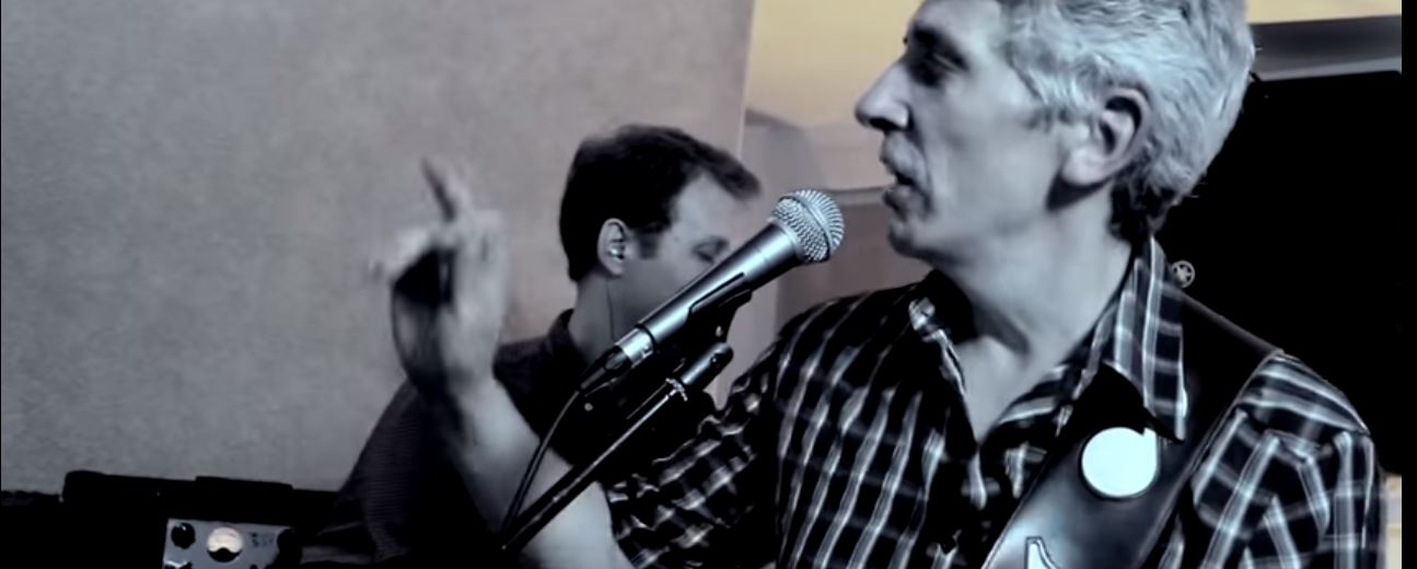 Video: Martin Smith Band in rehearsals