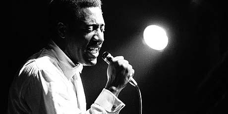Inspirations for the Martin Smith Band #9 : Soul legend Otis Redding