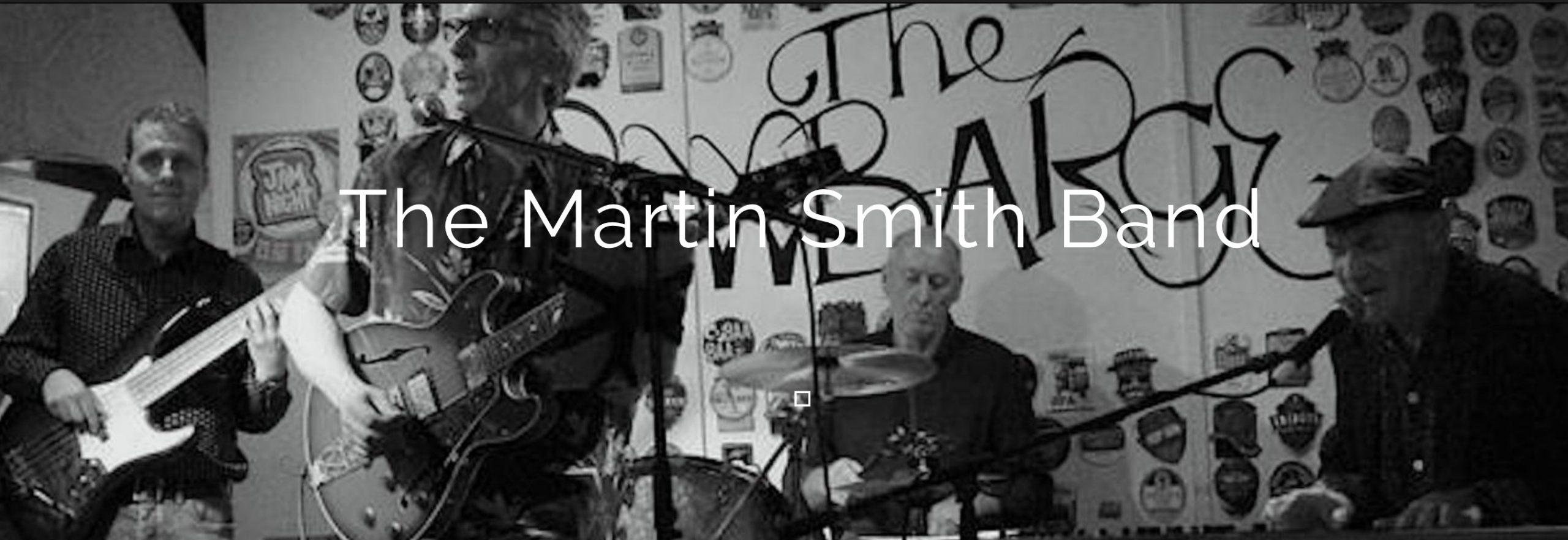 Martin Smith Band website